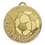 Football Medal 50mm AM1077
